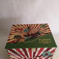 Boîtes et petites boîtes métalliques: CAJA JOYERO DE CARTÓN ESTILO PIN UP. Lote 207783562