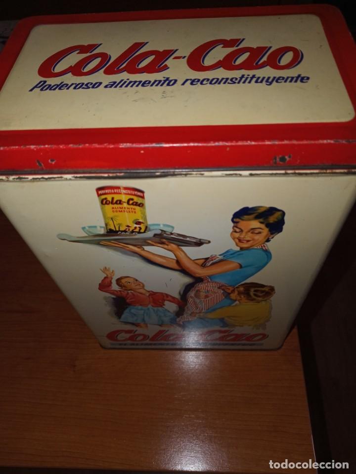 Cajas y cajitas metálicas: Cajas hojalata cola cao - Foto 3 - 208597800