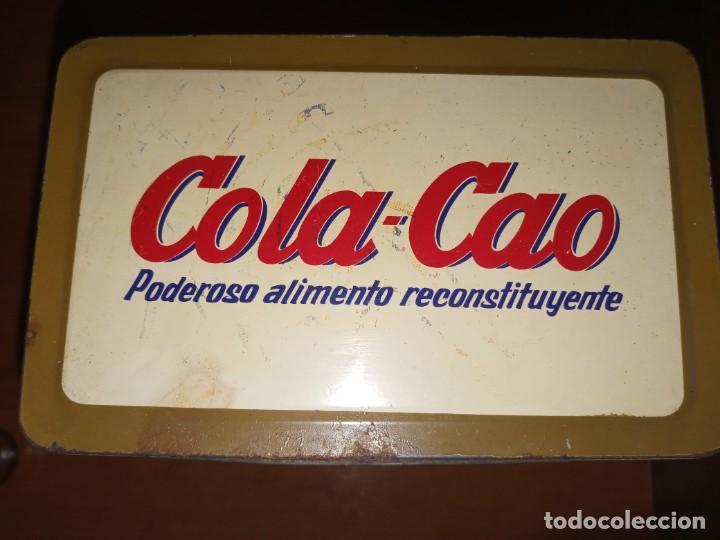 Cajas y cajitas metálicas: Cajas hojalata cola cao - Foto 6 - 208597800