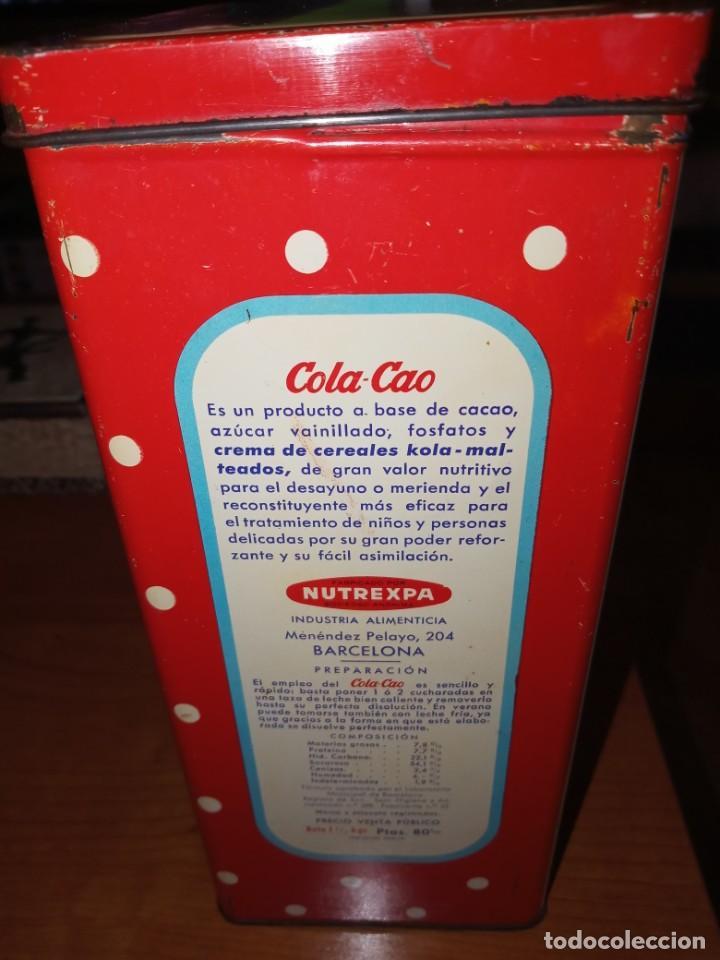 Cajas y cajitas metálicas: Cajas hojalata cola cao - Foto 9 - 208597800