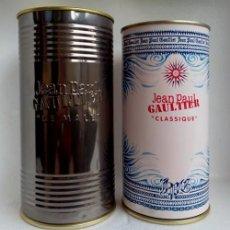 Cajas y cajitas metálicas: LATAS JEAN PAUL GAULTIER. Lote 209123445