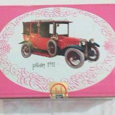 Cajas y cajitas metálicas: ANTIGUA CAJA DE LATA DE COLA CAO. Lote 210678197