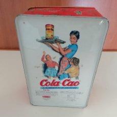 Cajas y cajitas metálicas: ANTIGUA LATA DE COLACAO. Lote 211909157