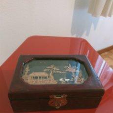 Cajas y cajitas metálicas: JOYERO CHINO. Lote 212958268