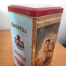 Cajas y cajitas metálicas: CAJA METALICA - DROSTE'S COCOA - HAARLEM. Lote 214560553