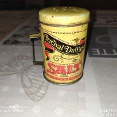 Caixas e caixinhas metálicas: SALERO PERCIVAL DUFFIN'S SALT (ANTIGUO). Lote 218047942
