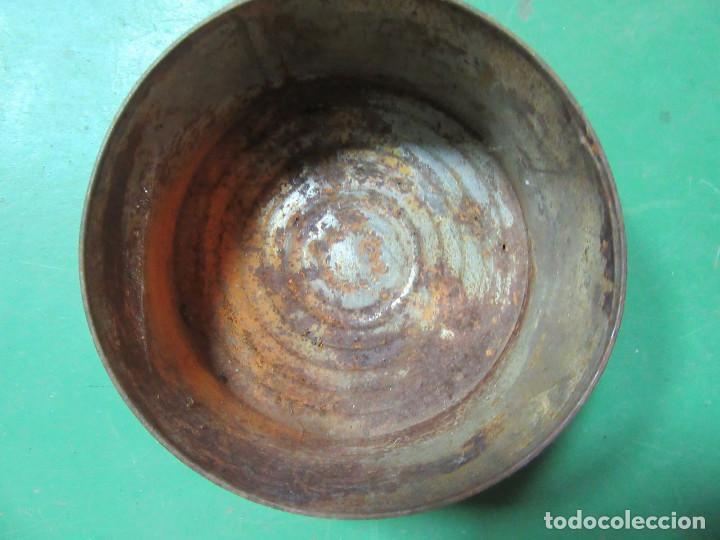 Cajas y cajitas metálicas: Lata de conservas de sardinas en aceite. La Chula. Laredo, Vinaroz y Algeciras. - Foto 4 - 218733841