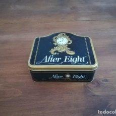 """Boîtes et petites boîtes métalliques: LATA """"AFTER EIGHT"""" METAL. Lote 220253720"""