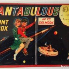 Cajas y cajitas metálicas: CAJA ACUARELAS. THE FANTABULOUS. PAINT BOX.. Lote 221380737