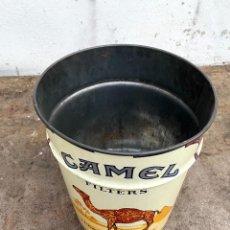 Cajas y cajitas metálicas: CUBO CAMEL METAL 25L. Lote 221729730