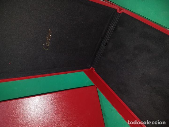 Cajas y cajitas metálicas: PRECIOSA Y CONSERVADA CAJA DE CARTIER GRAN TAMAÑO CAJA SOBRE CAJA - Foto 5 - 222059388