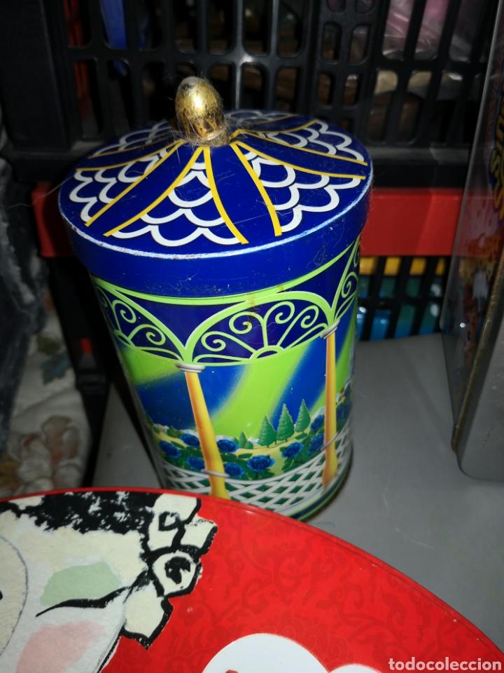 Cajas y cajitas metálicas: Botes, cajas, latas, envases - Foto 2 - 223157668