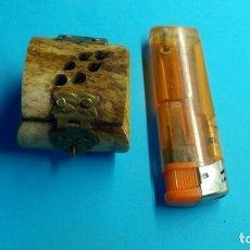 Cajas y cajitas metálicas: CAJITAMINI DE MADERA. Lote 224776690