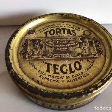 Caixas e caixinhas metálicas: ANTIGUA CAJA DE HIERRO. Lote 225806765