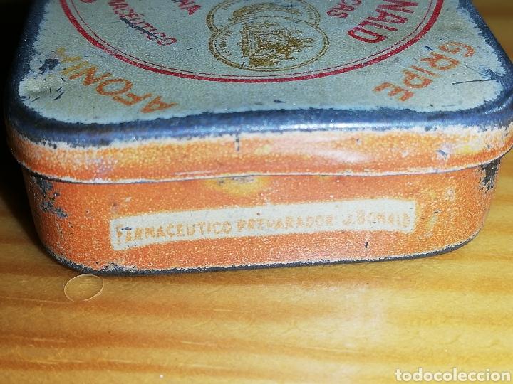 Cajas y cajitas metálicas: Caja metálica Pastillas Bonald - Foto 6 - 228295795