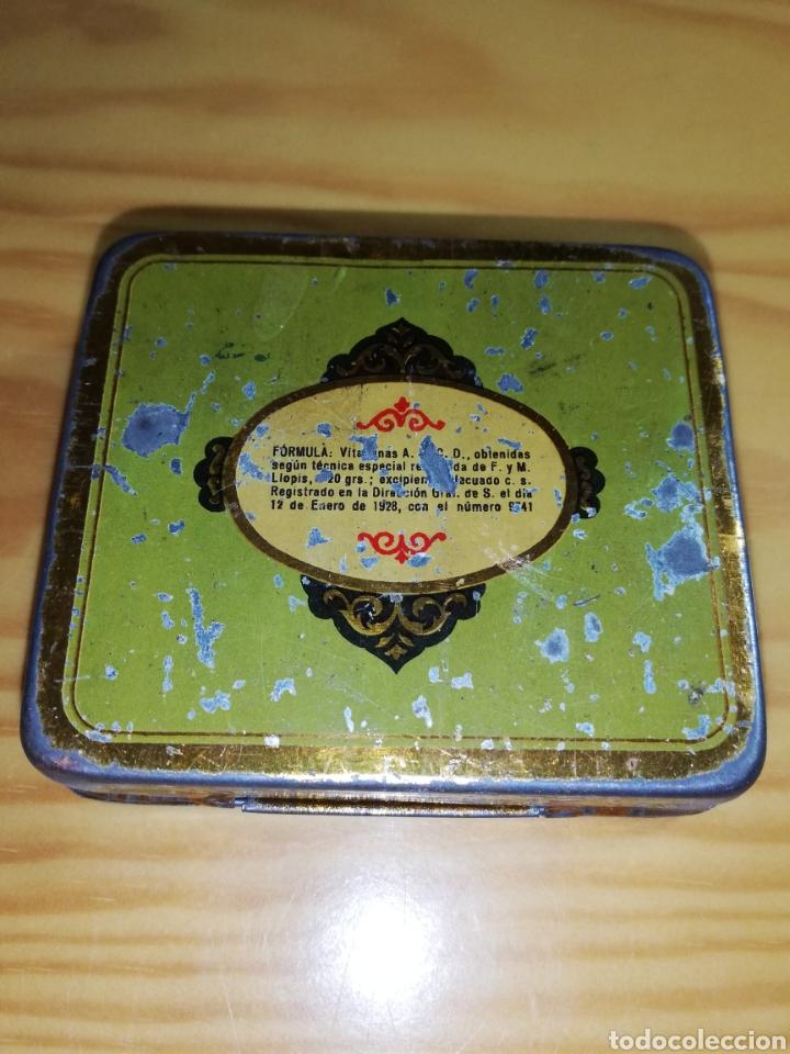 Cajas y cajitas metálicas: Caja metálica Nateina - Foto 2 - 228296255