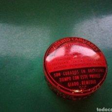 Cajas y cajitas metálicas: ANTIGUA CAJITA METÁLICA UNGÜENTO CAÑIZARES. FARMACIA. Lote 229719290