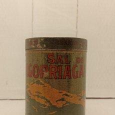 Casse e cassette metalliche: LATA SAL ELGORRIAGA. Lote 230517765