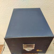 Cajas y cajitas metálicas: ARCHIVADOR EN CARTONÉ. ASTRA 4. Lote 234156945