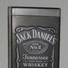 Cajas y cajitas metálicas: LATA DEL WHISKY JACK DANIEL'S. Lote 234753230