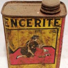 Cajas y cajitas metálicas: ENCERITE. Lote 237159620
