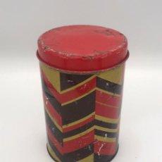 Cajas y cajitas metálicas: ANTIGUO BOTE DE CAFE A LA CREMA MARCILLA. Lote 237908170