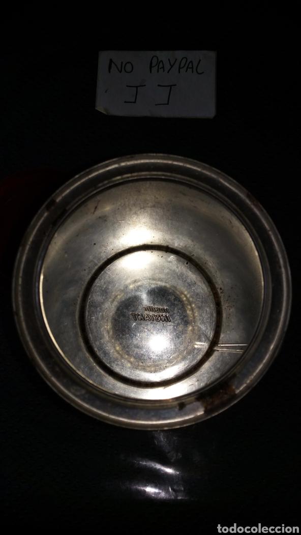 Cajas y cajitas metálicas: Antigua lata bote chapa hojalata litografíada niños en parque nocilla instant carme soie vendrell - Foto 4 - 239769305