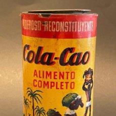 Cajas y cajitas metálicas: BOTE COLA CAO - ALIMENTO COMPLETO (FABRICADO POR NUTREXPA) 200GR. Lote 241703375