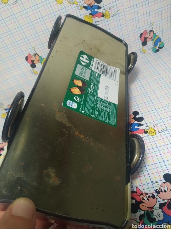 Cajas y cajitas metálicas: Coche metálico caja de galletas - Foto 4 - 243832290