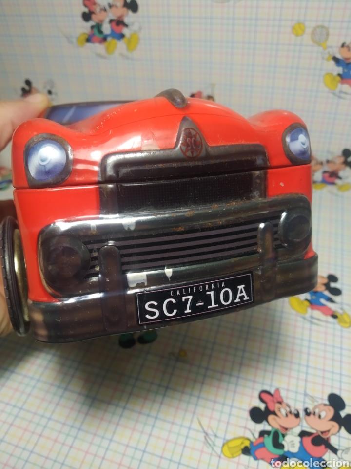 Cajas y cajitas metálicas: Coche metálico caja de galletas - Foto 7 - 243832290