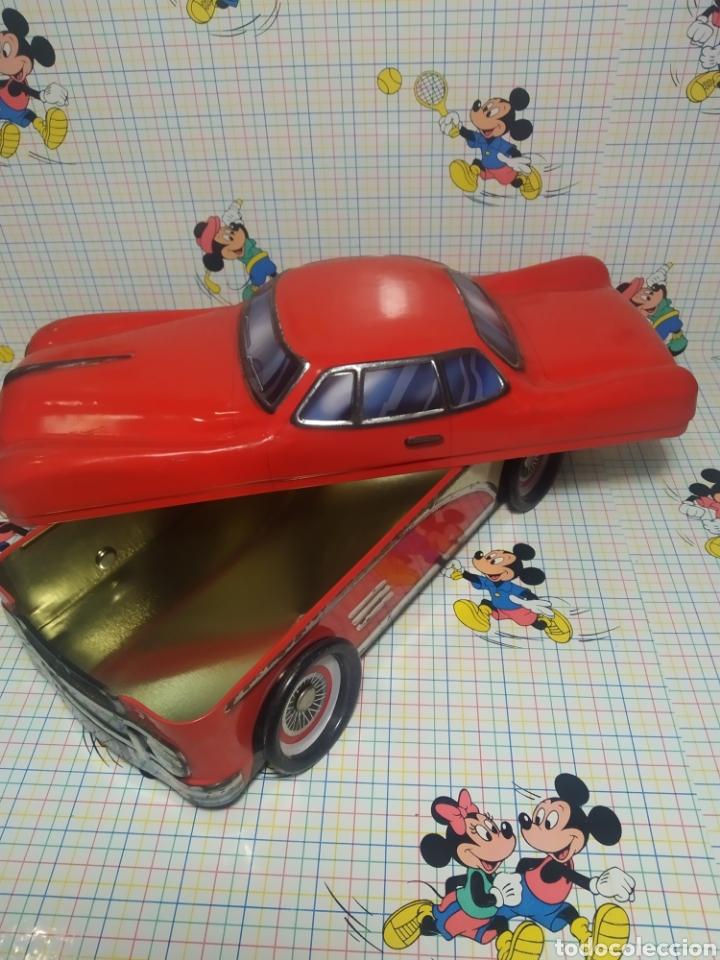 Cajas y cajitas metálicas: Coche metálico caja de galletas - Foto 9 - 243832290