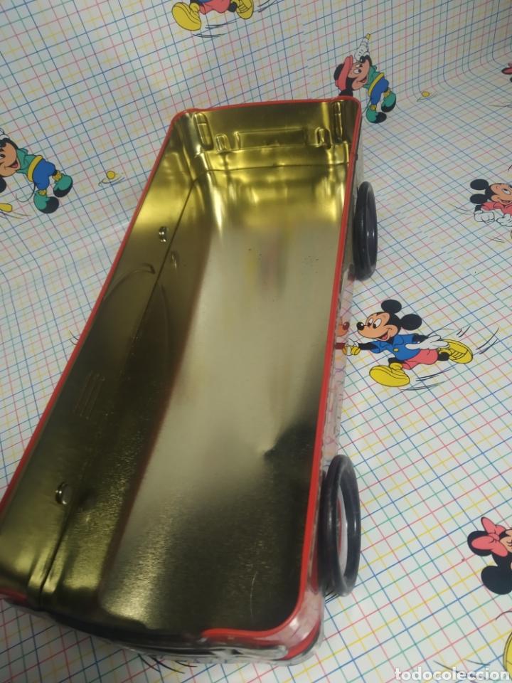 Cajas y cajitas metálicas: Coche metálico caja de galletas - Foto 10 - 243832290