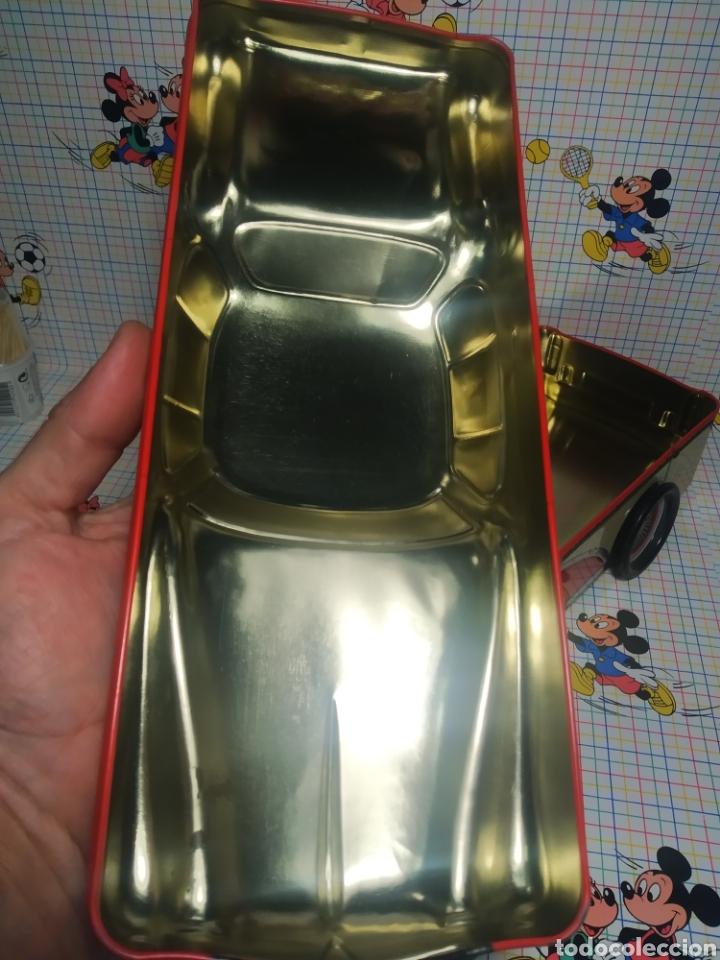 Cajas y cajitas metálicas: Coche metálico caja de galletas - Foto 11 - 243832290