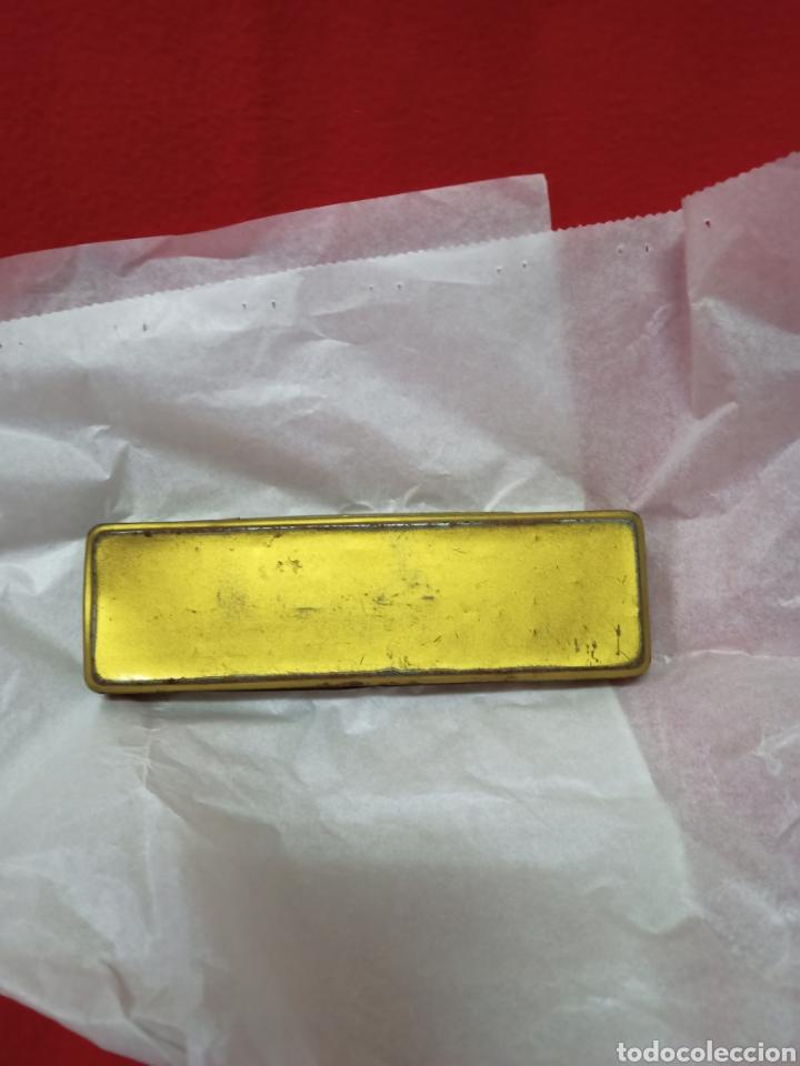 Cajas y cajitas metálicas: Antigua lata con lápices Mara J.S.Staedtler - Foto 3 - 244482710