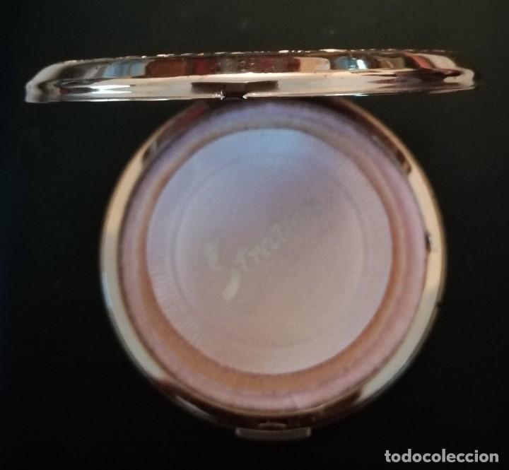 Cajas y cajitas metálicas: Stratton, polvera de metal. - Foto 2 - 244500050