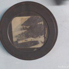 Cajas y cajitas metálicas: ANTIGUA CAJA METÁLICA DE PELÍCULAS.. Lote 158652042