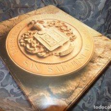 Cajas y cajitas metálicas: CAJA DE LATA ,SEGURA VIUDAS.. Lote 251533455