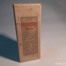 Cajas y cajitas metálicas: CAJA DE FARMACIA ADOVERNE ROCHE // SIN DESPRECINTAR. Lote 251572900