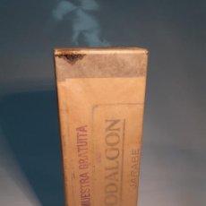 Cajas y cajitas metálicas: FRASCO DE FARMACIA ELIXIR YODALGON // SIN DESPRECINTAR AÑOS 20. Lote 252379100