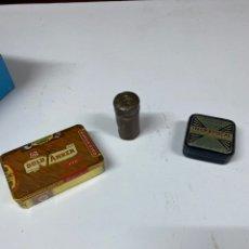 Cajas y cajitas metálicas: CAJAS. Lote 254578855