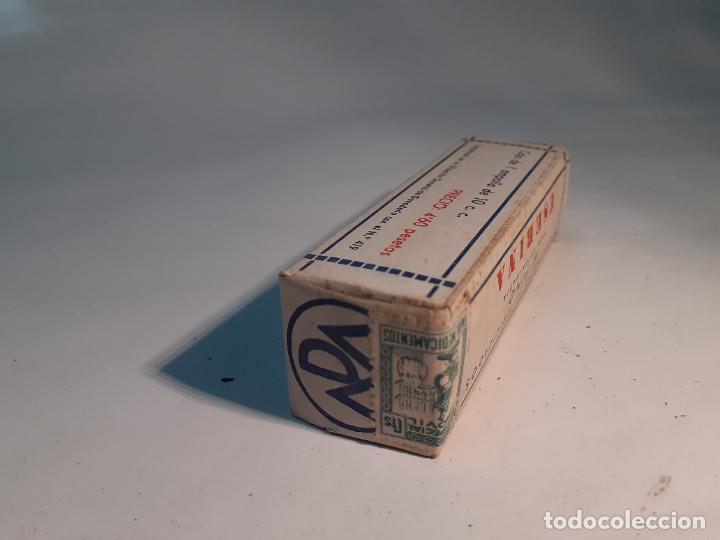 Cajas y cajitas metálicas: CAJA DE FARMACIA ESERINA PARA VETERINARIA M. PINO // SIN DESPRECINTAR - Foto 5 - 255651340