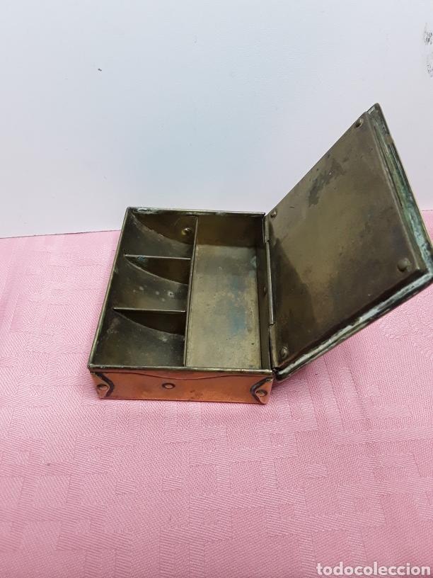 Cajas y cajitas metálicas: Caja para sellos - Foto 4 - 257296780
