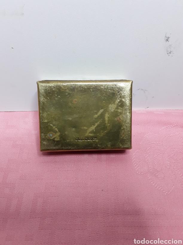 Cajas y cajitas metálicas: Caja para sellos - Foto 5 - 257296780
