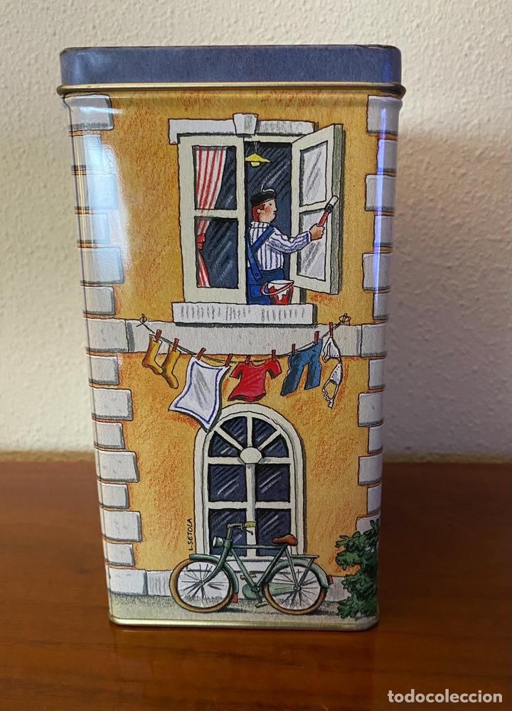 Cajas y cajitas metálicas: Caja metálica Jules Destrooper - Foto 2 - 259928945