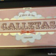 """Cajas y cajitas metálicas: CAJA METÁLICA """"GALLETAS"""". Lote 259930810"""