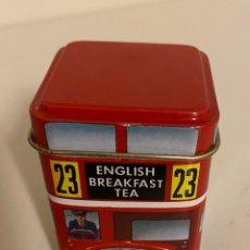"""Cajas y cajitas metálicas: CAJITA METÁLICA """"ENGLISH BREAKFAST TEA"""". Lote 259933615"""