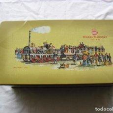 Cajas y cajitas metálicas: CAJA DE LATA. Lote 260535340