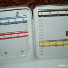 Cajas y cajitas metálicas: CAJA OREDENAR 20 LLAVES. Lote 262367610