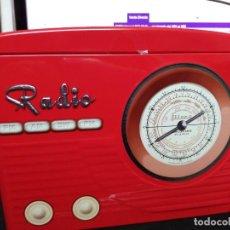 Cajas y cajitas metálicas: LATA METÁLICA * RADIO *. Lote 263074745