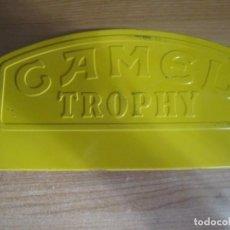 Cajas y cajitas metálicas: CAJA METALICA CAMEL TROPHY. Lote 269336098